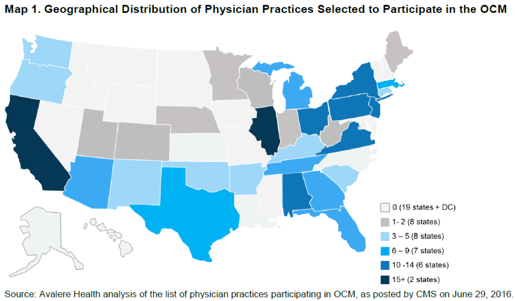 geographical distribution of physician practices image